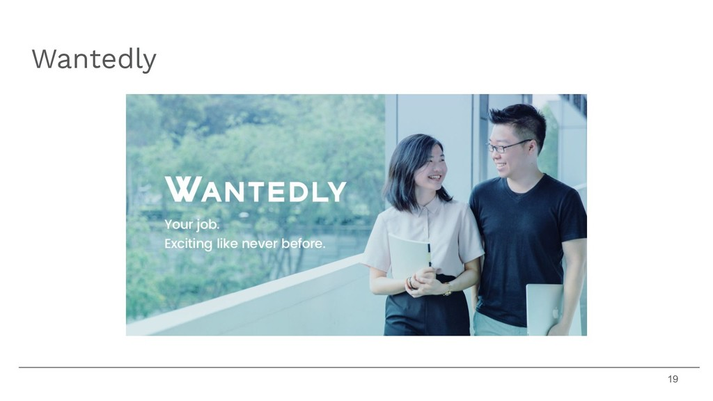 Wantedly 19