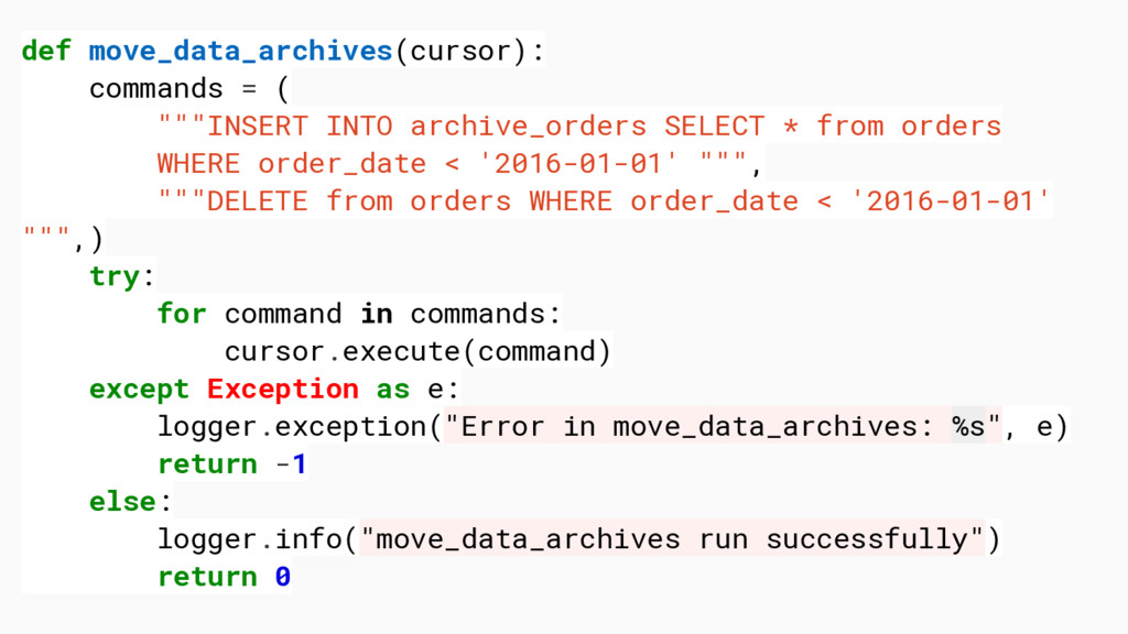 "def move_data_archives(cursor): commands = ( """"..."