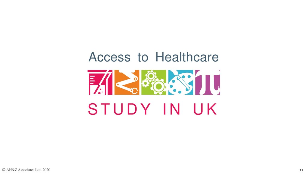 S T U D Y I N U K Access to Healthcare © AH&Z A...