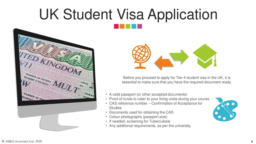 UK Student Visa Application Before you proceed ...