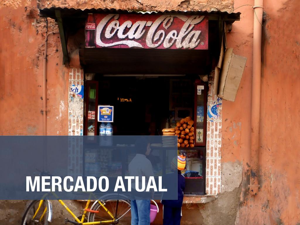 MERCADO ATUAL