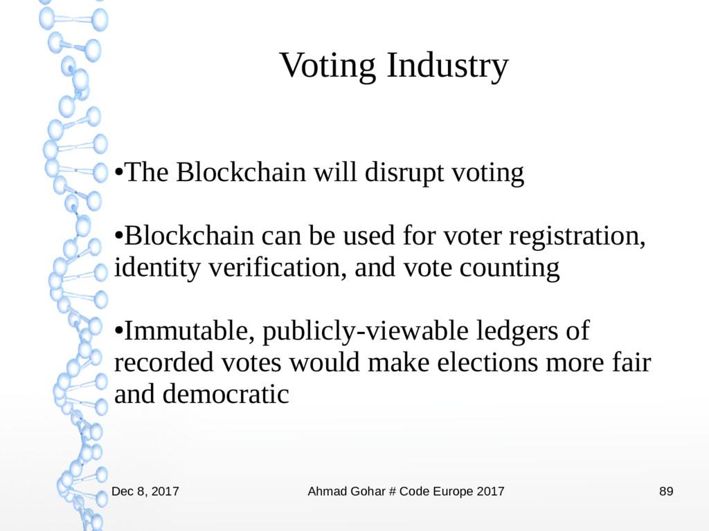 Dec 8, 2017 Ahmad Gohar # Code Europe 2017 89 V...