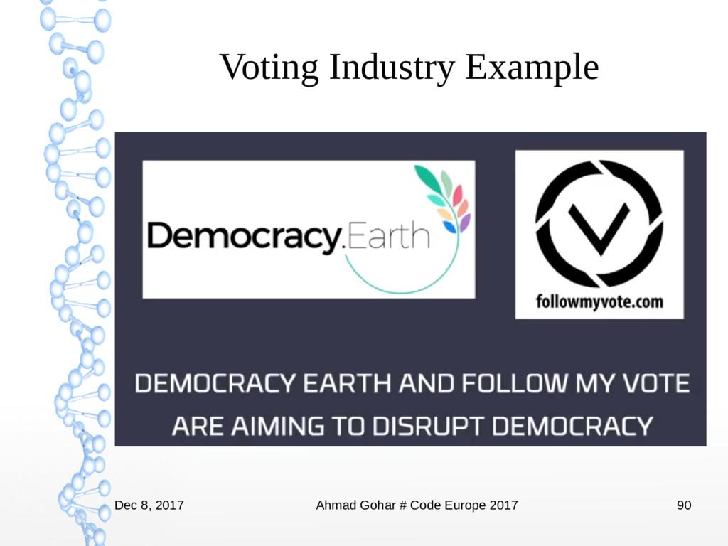 Dec 8, 2017 Ahmad Gohar # Code Europe 2017 90 V...