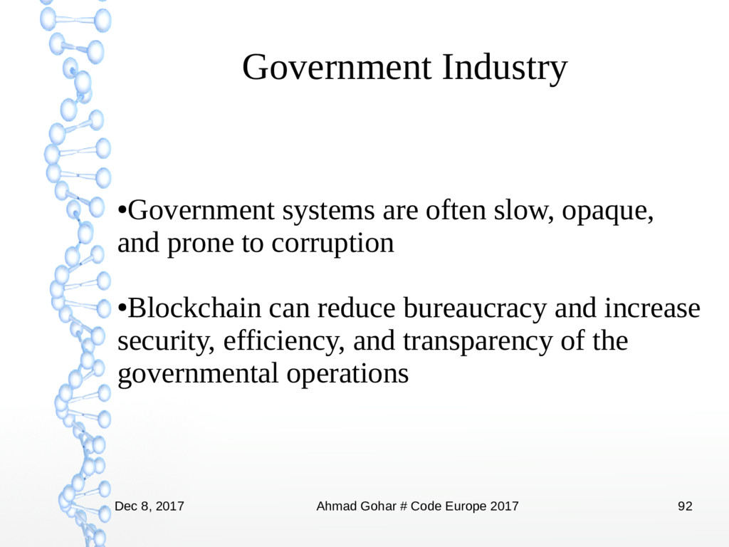 Dec 8, 2017 Ahmad Gohar # Code Europe 2017 92 G...