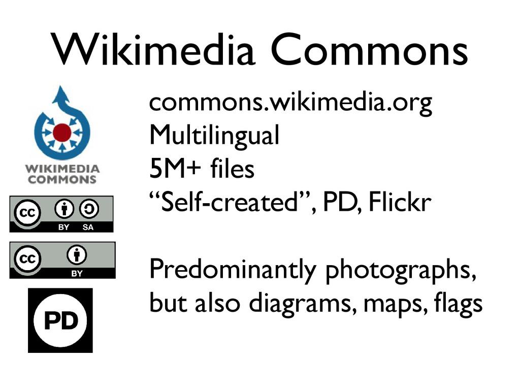 Wikimedia Commons commons.wikimedia.org Multili...