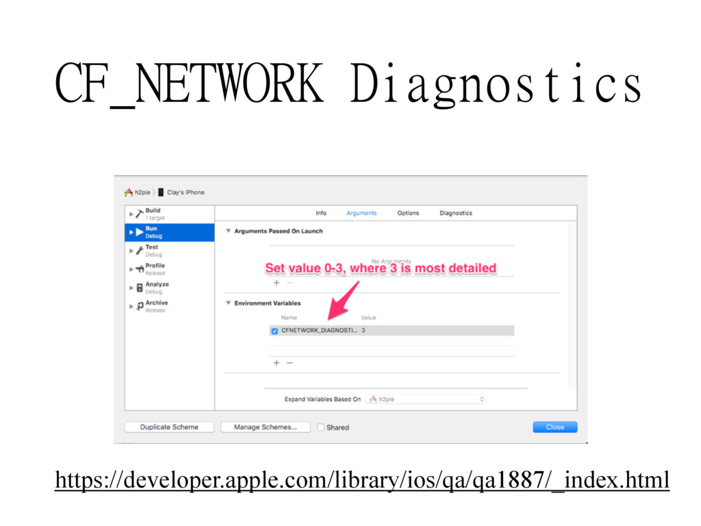 CF_NETWORK Diagnostics https://developer.apple....