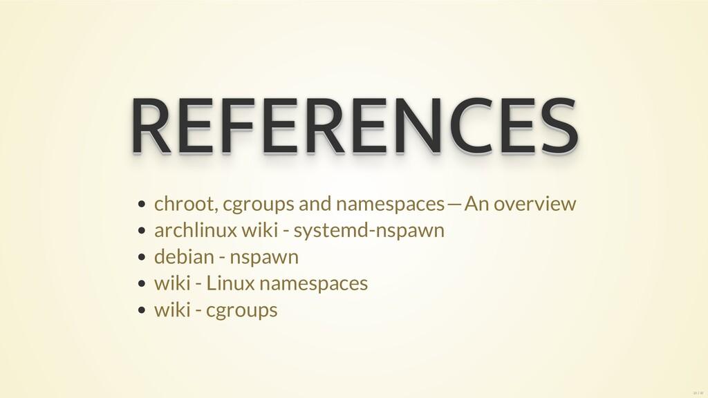 REFERENCES REFERENCES REFERENCES REFERENCES REF...