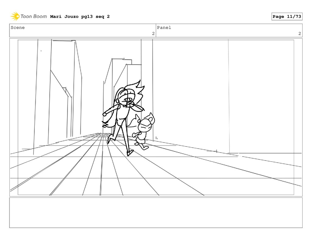 Scene 2 Panel 2 Mari Jouzo pg13 seq 2 Page 11/73