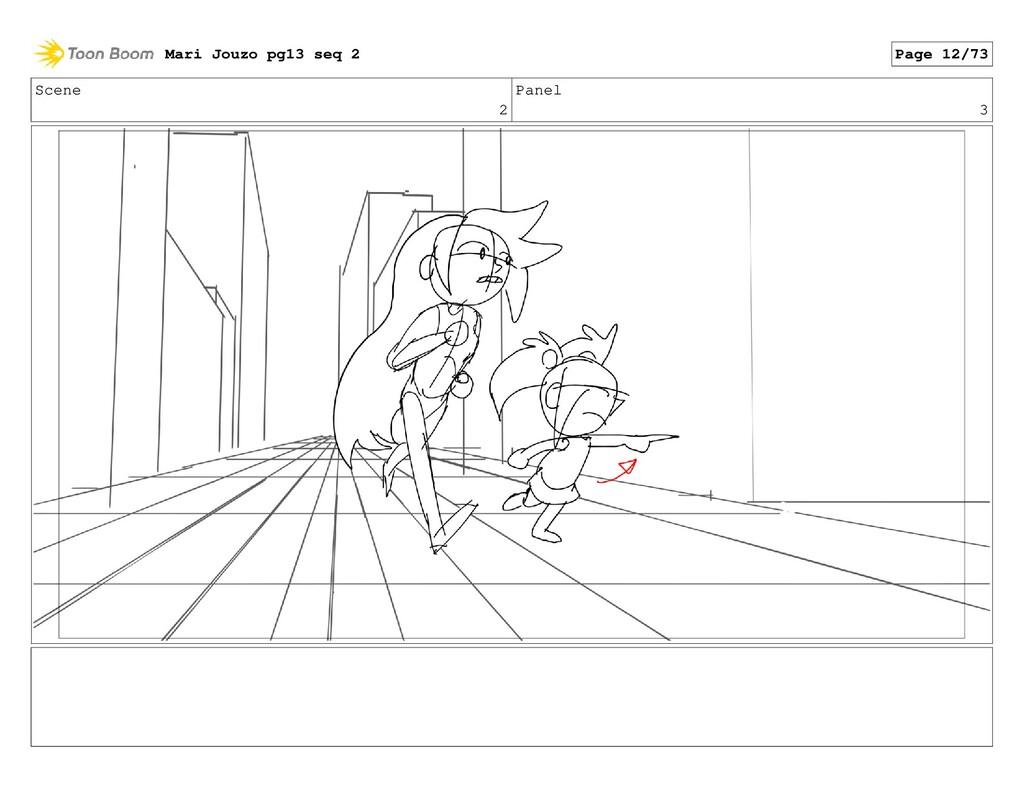 Scene 2 Panel 3 Mari Jouzo pg13 seq 2 Page 12/73