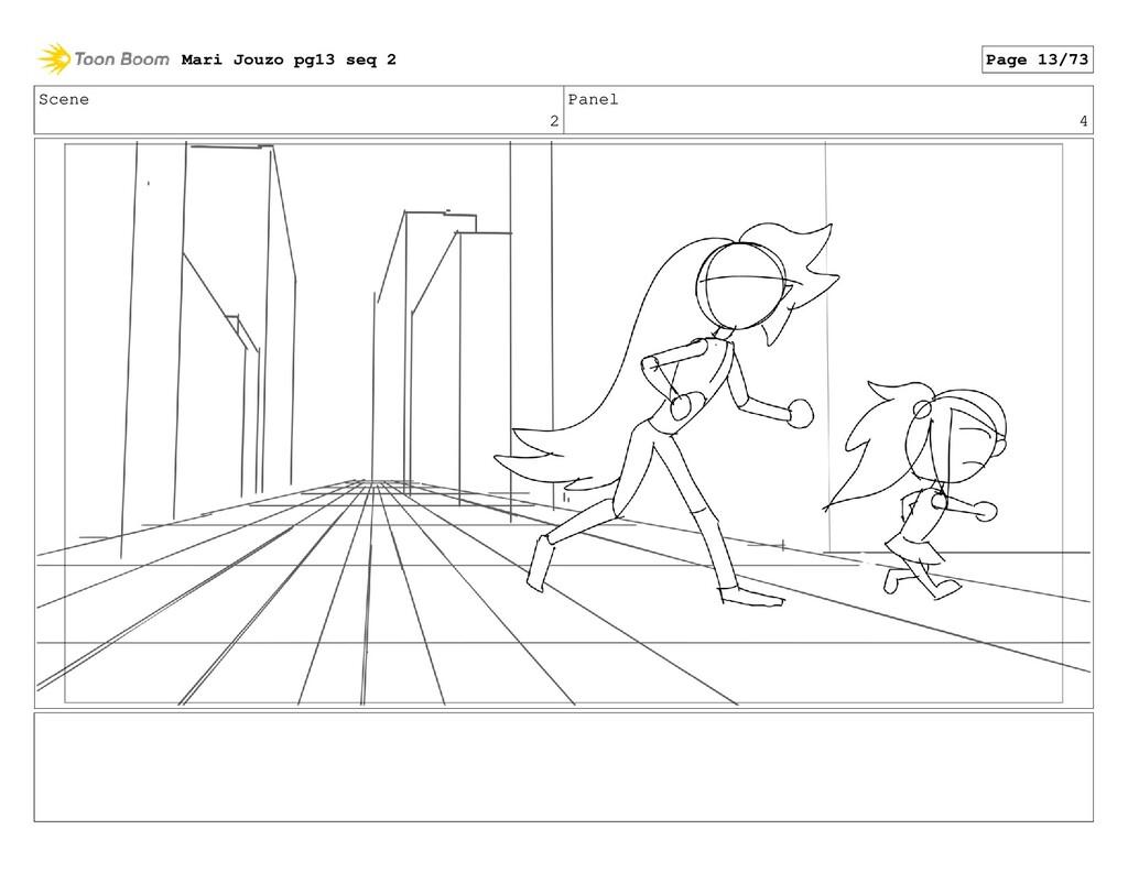 Scene 2 Panel 4 Mari Jouzo pg13 seq 2 Page 13/73