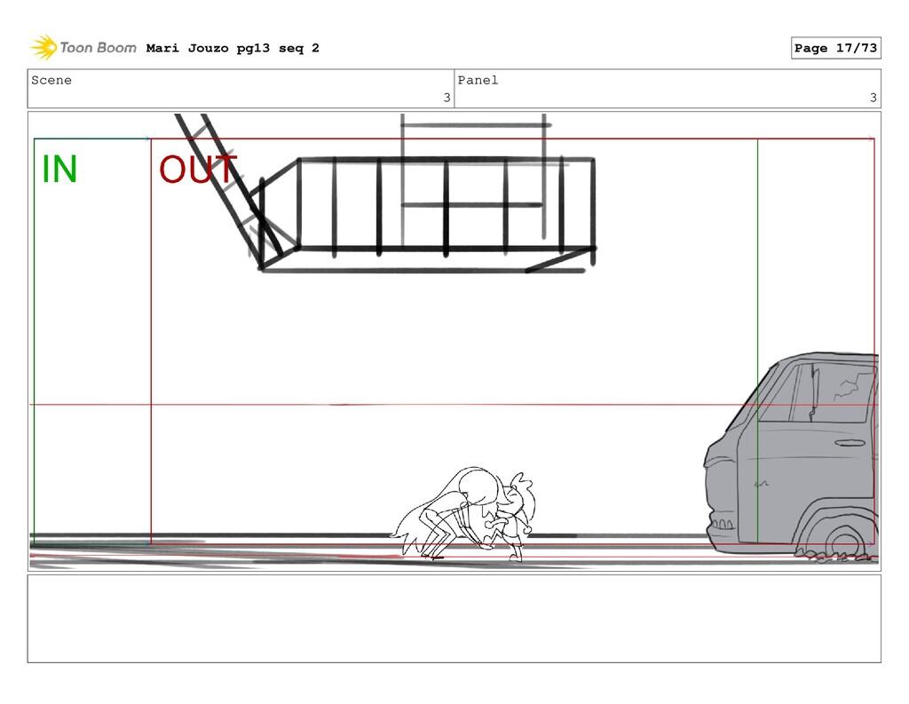 Scene 3 Panel 3 Mari Jouzo pg13 seq 2 Page 17/73