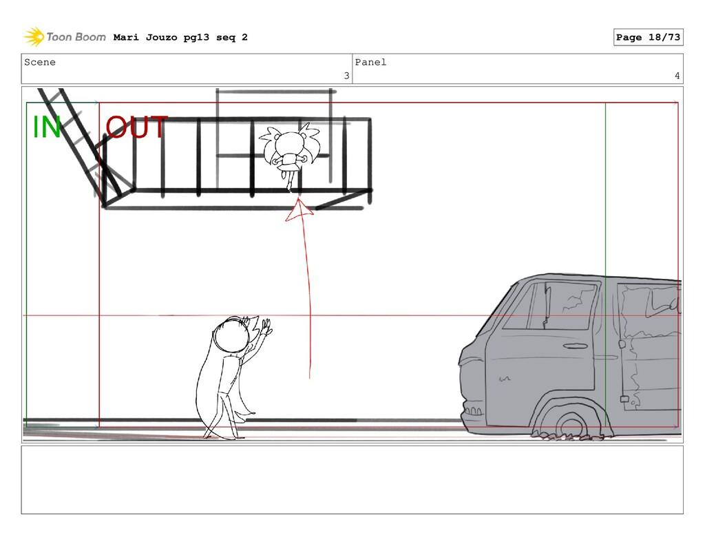 Scene 3 Panel 4 Mari Jouzo pg13 seq 2 Page 18/73