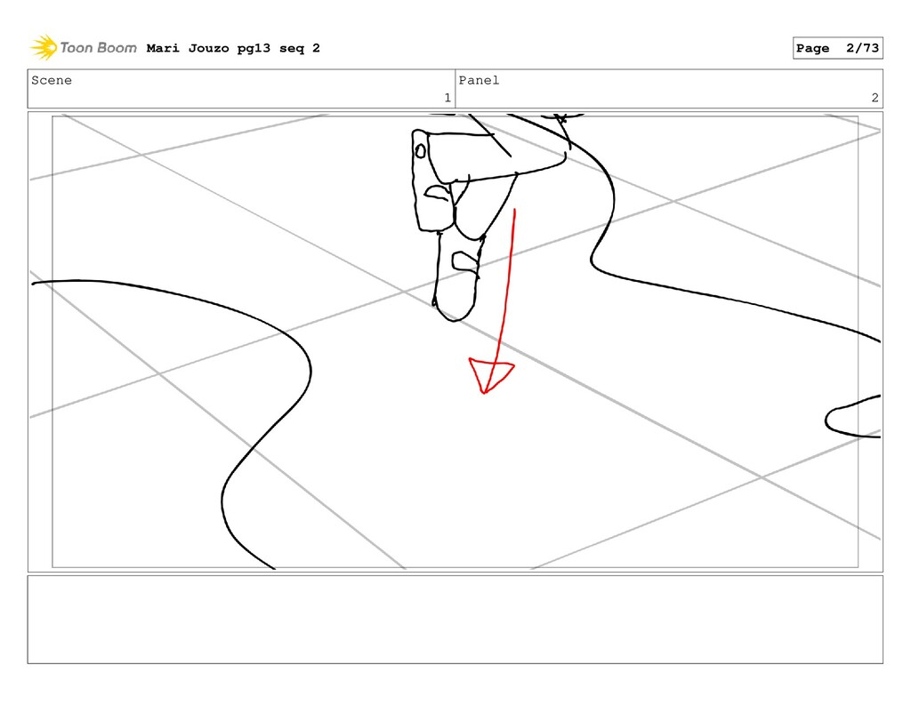 Scene 1 Panel 2 Mari Jouzo pg13 seq 2 Page 2/73