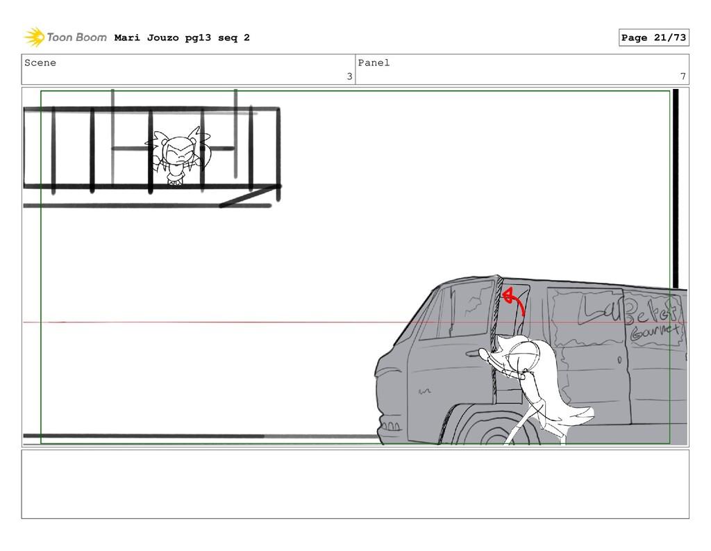 Scene 3 Panel 7 Mari Jouzo pg13 seq 2 Page 21/73