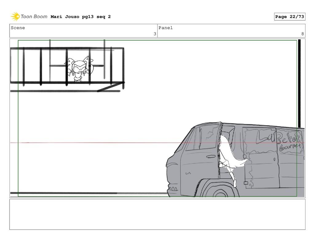 Scene 3 Panel 8 Mari Jouzo pg13 seq 2 Page 22/73