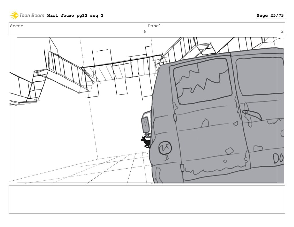 Scene 6 Panel 2 Mari Jouzo pg13 seq 2 Page 25/73