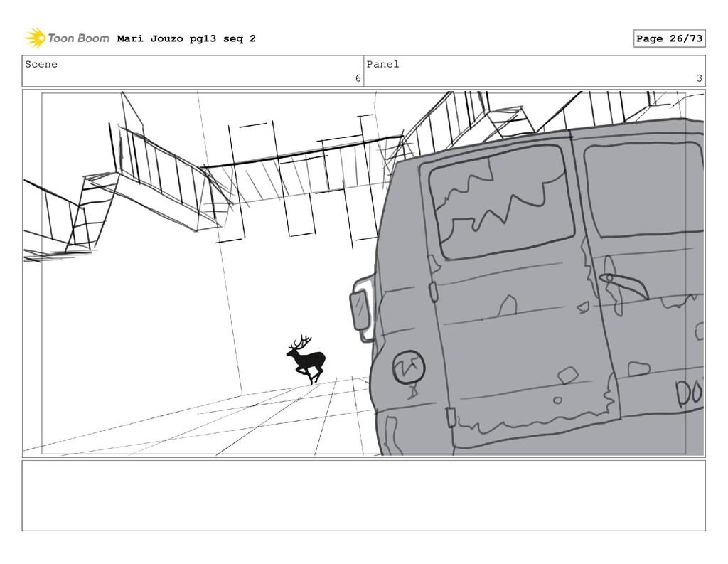 Scene 6 Panel 3 Mari Jouzo pg13 seq 2 Page 26/73