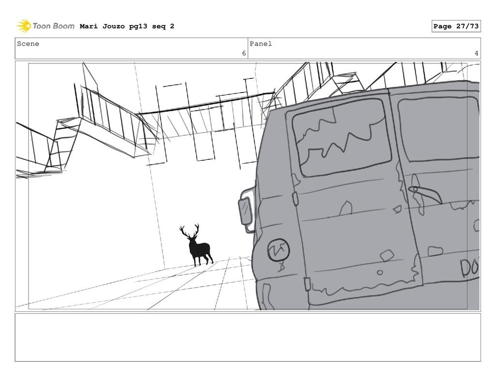 Scene 6 Panel 4 Mari Jouzo pg13 seq 2 Page 27/73