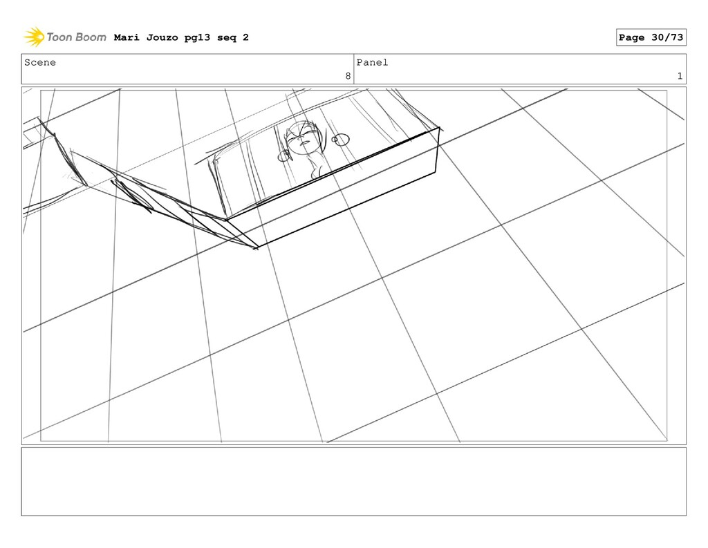Scene 8 Panel 1 Mari Jouzo pg13 seq 2 Page 30/73