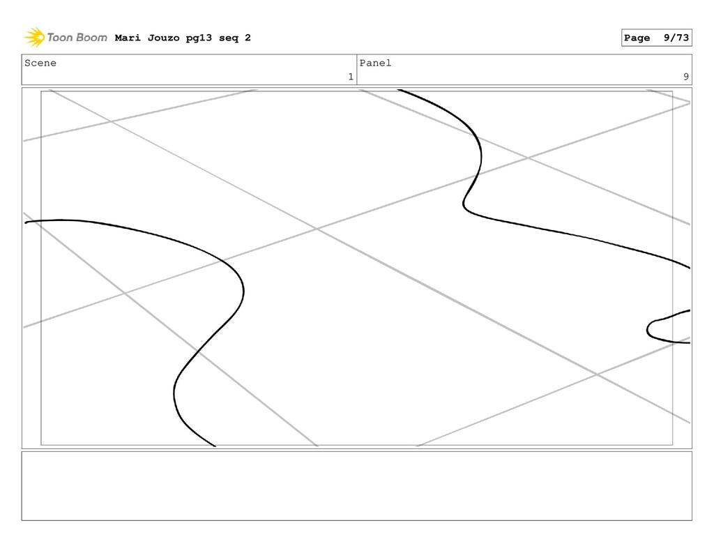 Scene 1 Panel 9 Mari Jouzo pg13 seq 2 Page 9/73