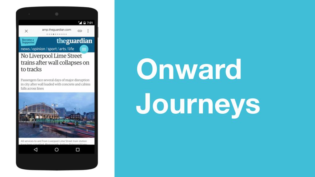 Onward Journeys