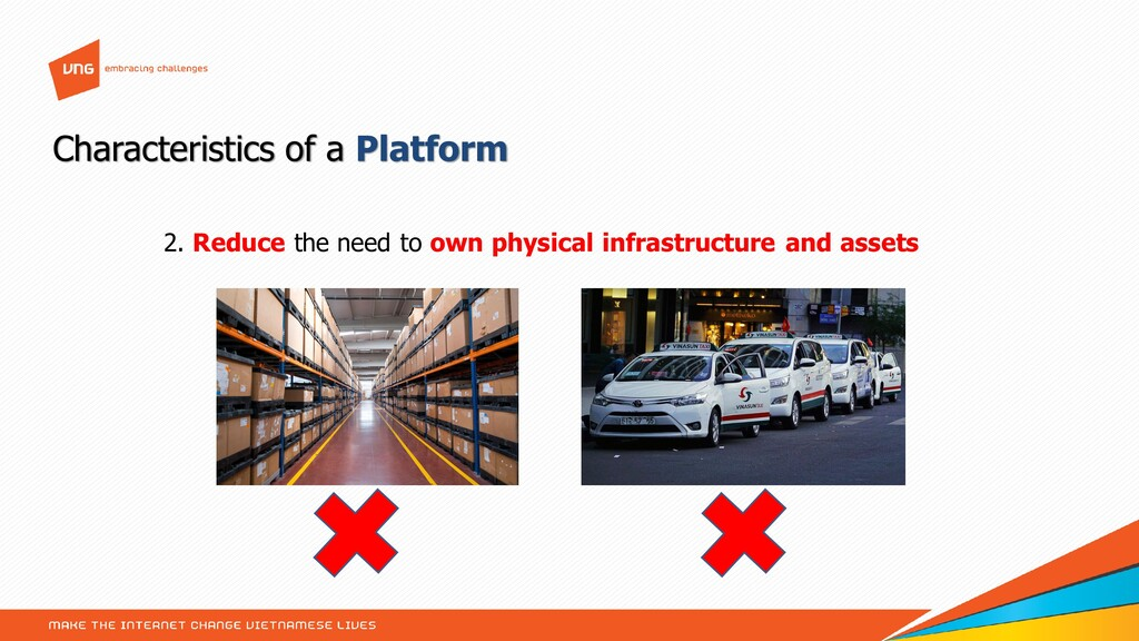2. Reduce the need to own physical infrastructu...