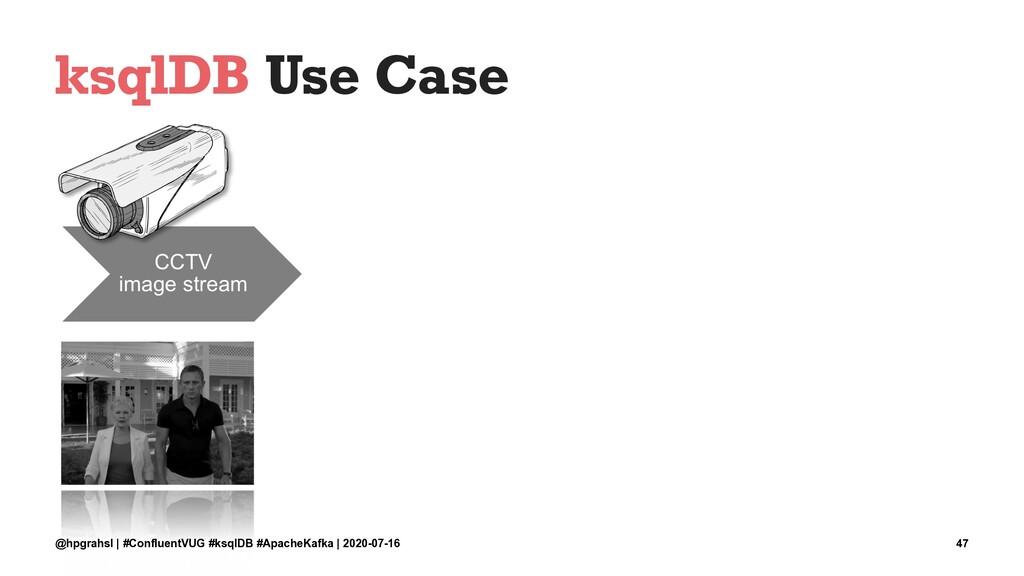 ksqlDB Use Case @hpgrahsl | #ConfluentVUG #ksql...