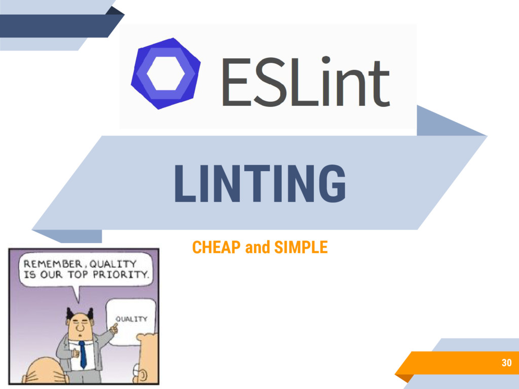 LINTING CHEAP and SIMPLE 30