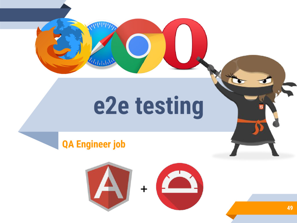 e2e testing QA Engineer job 49