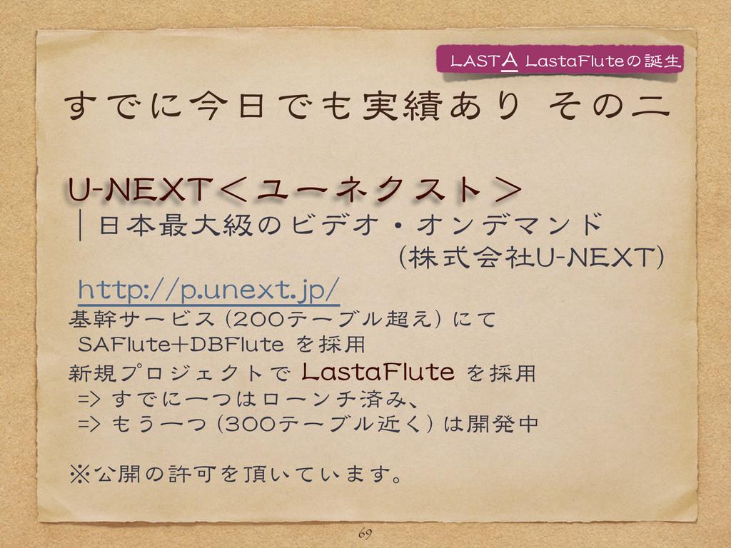 すでに今日でも実績あり  その二 UU--NNEEXXTT<ユーネクスト> ||  日本最大...