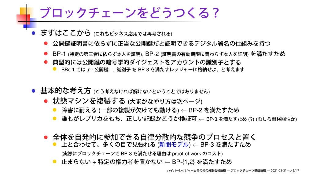 ( ) BP-1 ( ), BP-2 ( ) BBc-1 f : → BP-3 ( ) ( )...