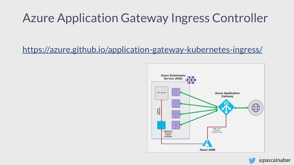Azure Application Gateway Ingress Controller ht...