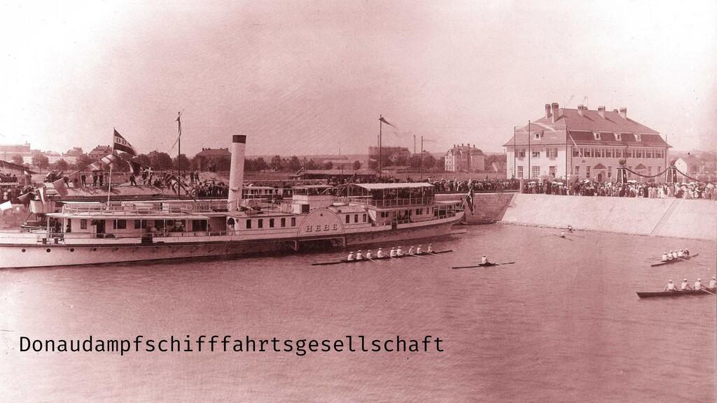 Donaudampfschifffahrtsgesellschaft