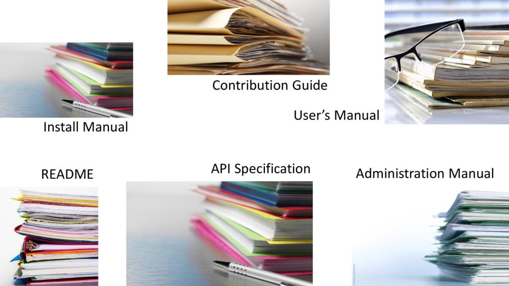 User's Manual Install Manual README Administrat...
