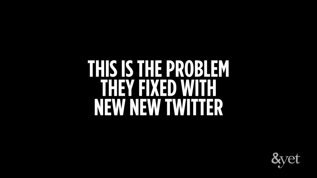 THIS IS THE PROBLEM THEY FIXED WITH NEW NEW TWI...