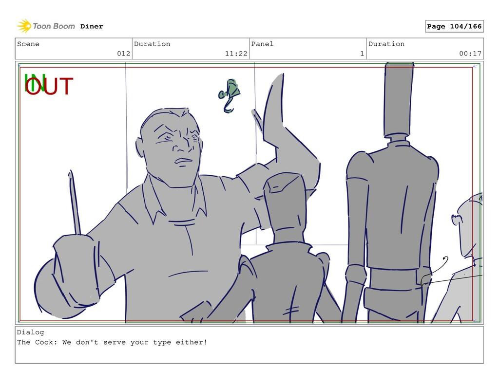 Scene 012 Duration 11:22 Panel 1 Duration 00:17...