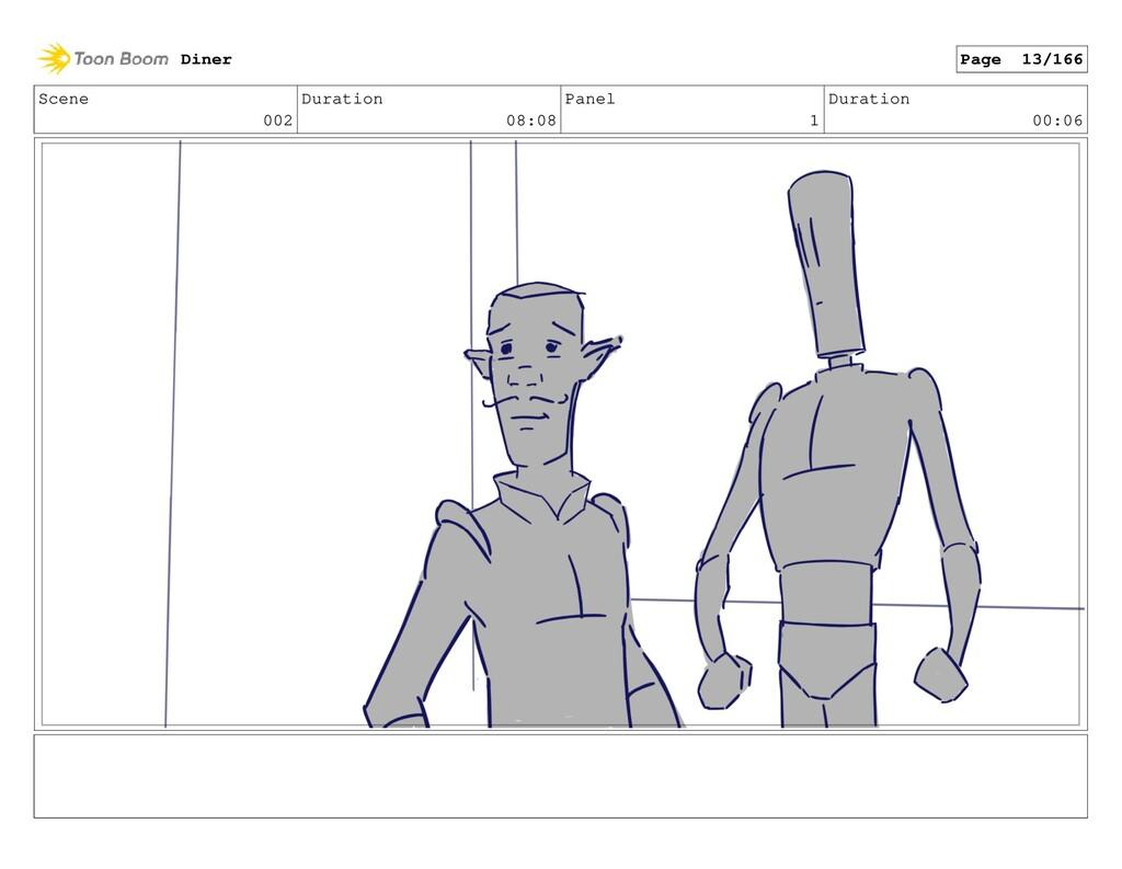 Scene 002 Duration 08:08 Panel 1 Duration 00:06...