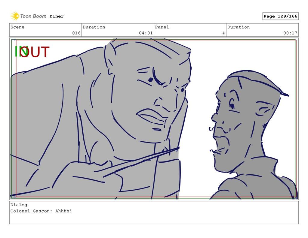 Scene 016 Duration 04:01 Panel 4 Duration 00:17...