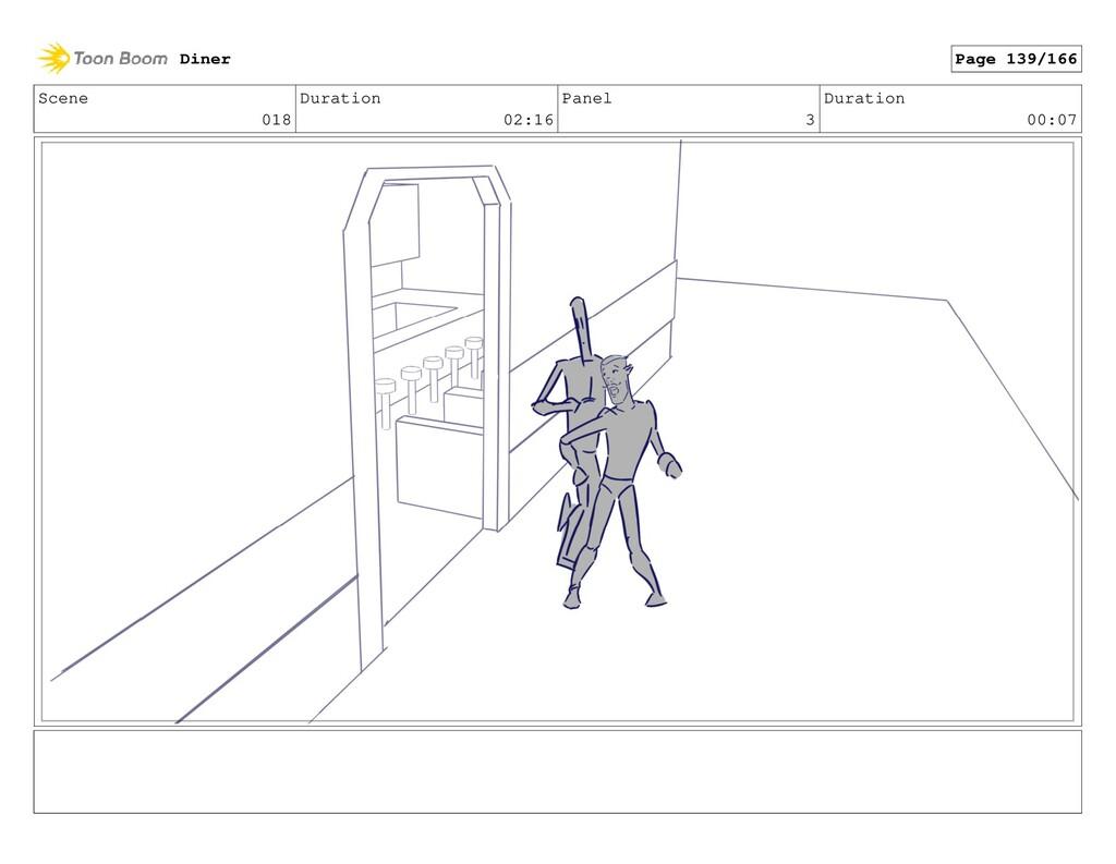Scene 018 Duration 02:16 Panel 3 Duration 00:07...