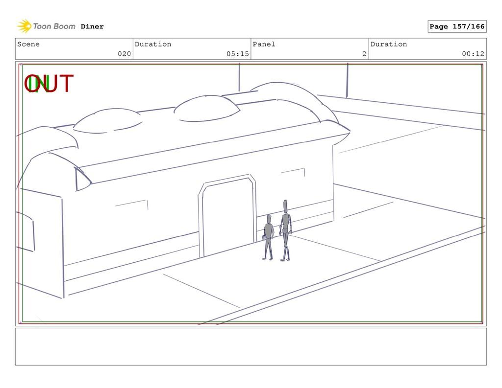 Scene 020 Duration 05:15 Panel 2 Duration 00:12...