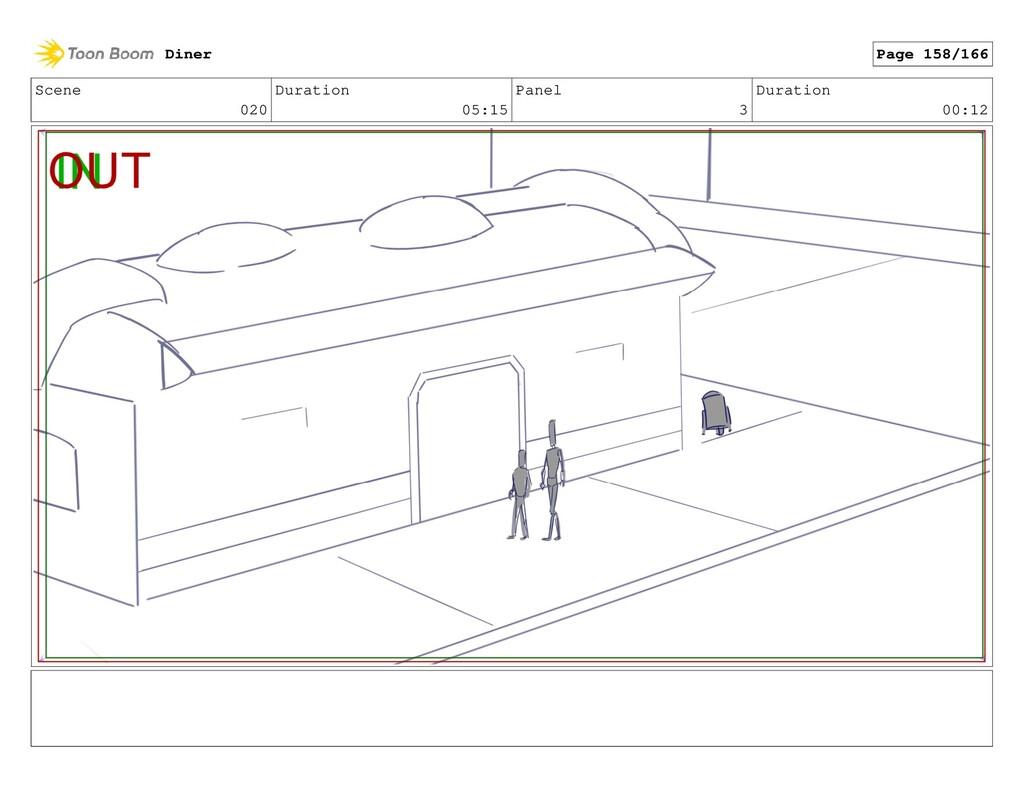 Scene 020 Duration 05:15 Panel 3 Duration 00:12...