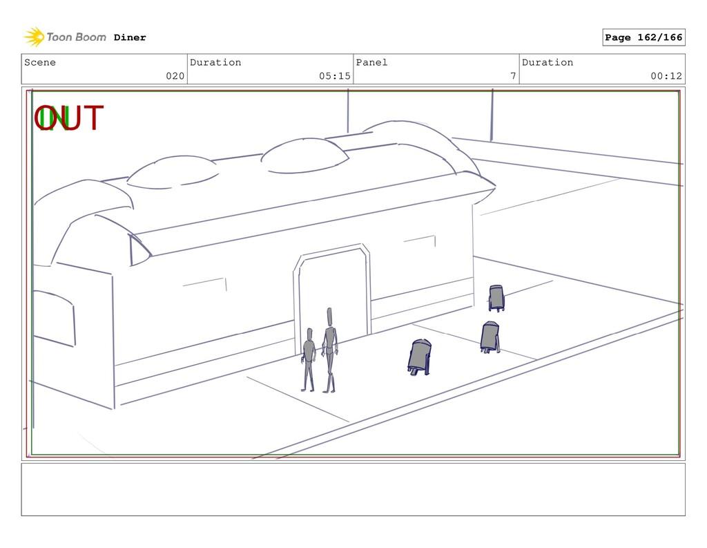Scene 020 Duration 05:15 Panel 7 Duration 00:12...