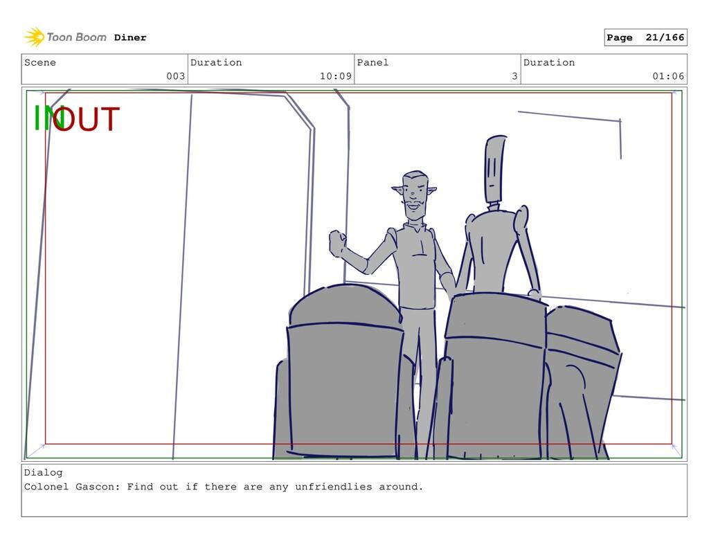 Scene 003 Duration 10:09 Panel 3 Duration 01:06...