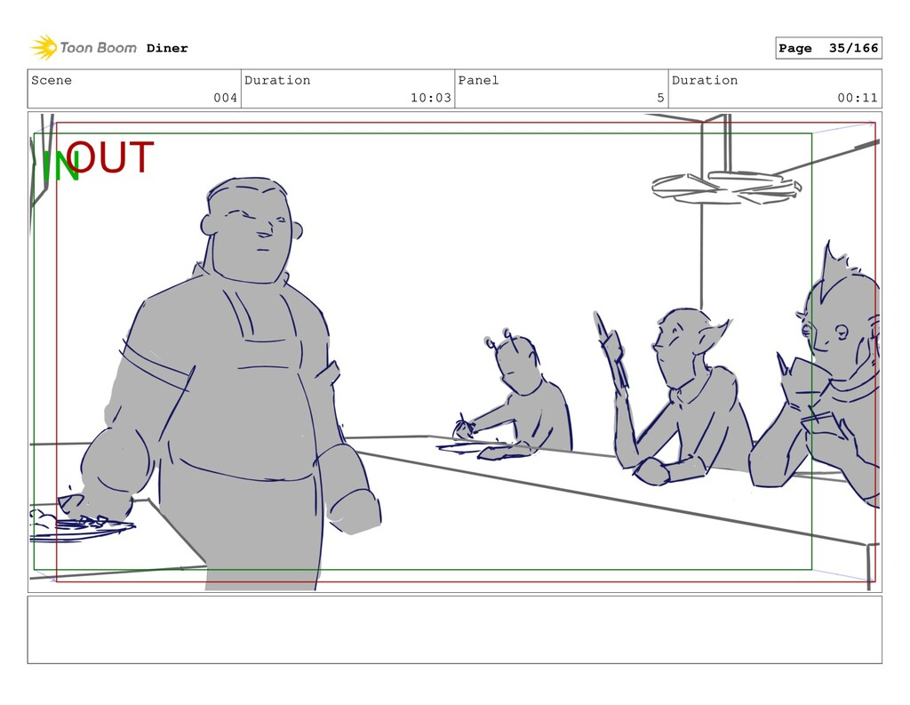 Scene 004 Duration 10:03 Panel 5 Duration 00:11...