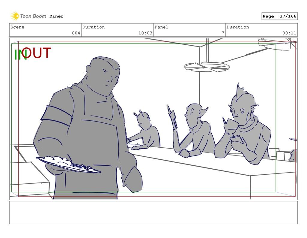 Scene 004 Duration 10:03 Panel 7 Duration 00:11...