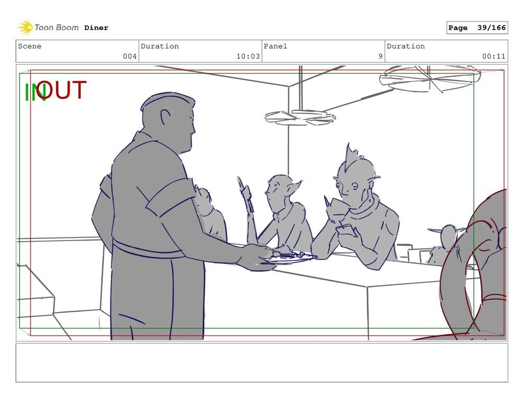 Scene 004 Duration 10:03 Panel 9 Duration 00:11...
