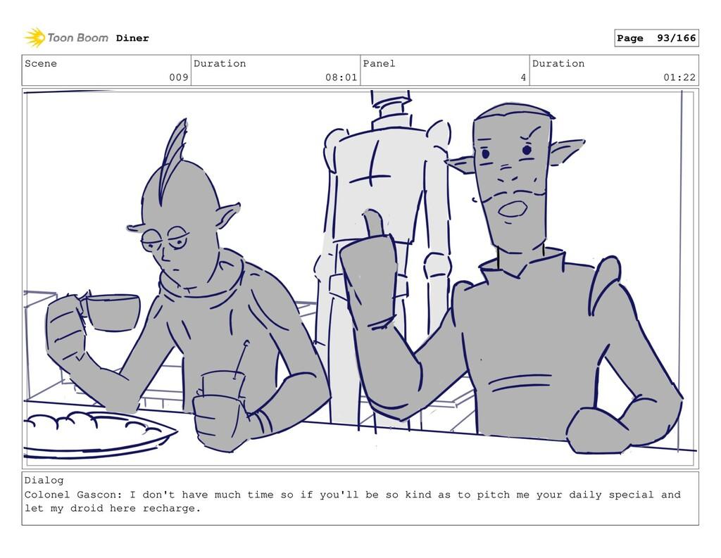 Scene 009 Duration 08:01 Panel 4 Duration 01:22...