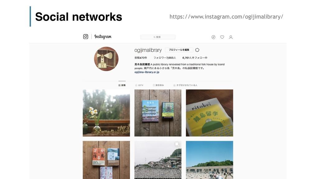https://www.instagram.com/ogijimalibrary/ Socia...