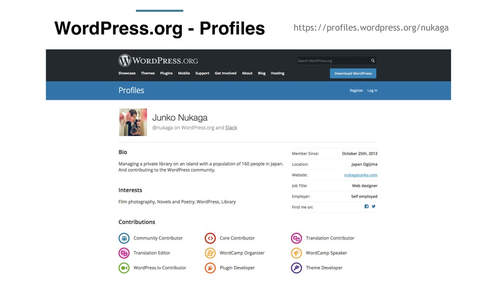 https://profiles.wordpress.org/nukaga WordPress...