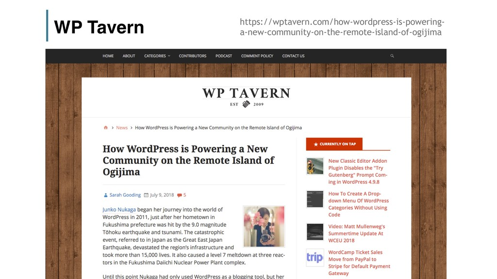 https://wptavern.com/how-wordpress-is-powering-...